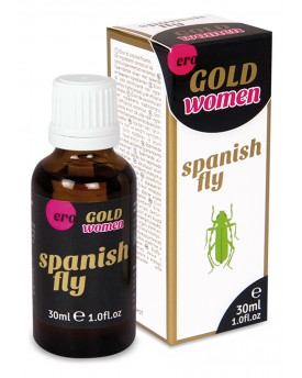 Ero Spanish Fly Women Gold