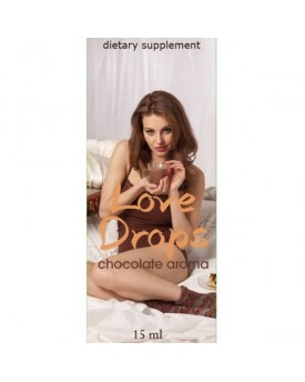 Love Drops Chocolate 15ml