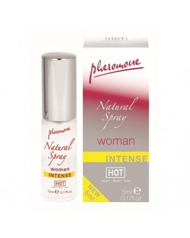 Parfum cu feromoni Hot Woman INTENSE 5ml