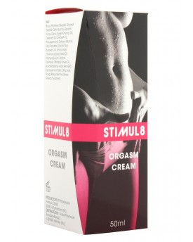 Stimul8 Orgasm Cream 50ml